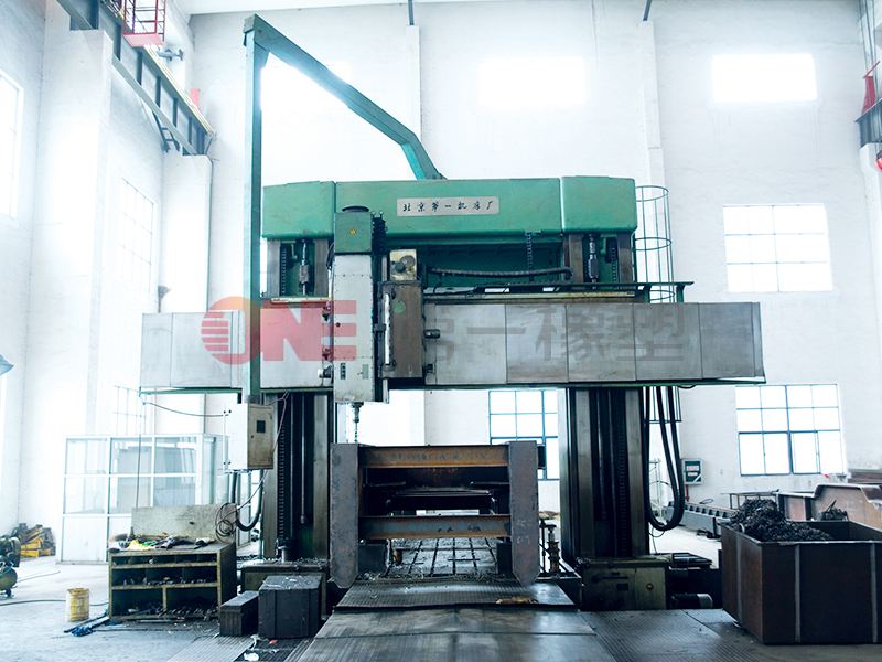 XA2130 × 100A / 4 digital dynamic beam gantry milling and boring